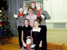 Гости фестиваля - Витебский театр пантомимы «Ч/Б»