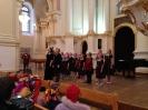 Хор Капель в Софийском соборе, г. Полоцк