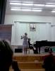 Лауреат I премии - Цинцадзе В., г.Москва