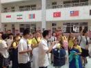 Прием в школе иностранных языков