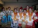 Девушки-красавицы Народного ансамбля народного танца «Жемчужина»